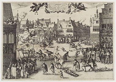 guy fawkes day execution