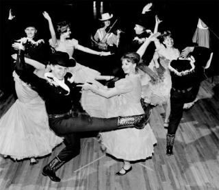 square dance day