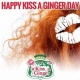international kiss a ginger day
