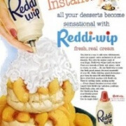 national whipped cream day