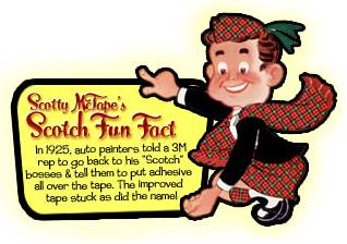 scotch tape day