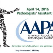 pathologists' assistant day