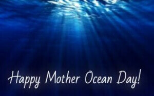 mother ocean day