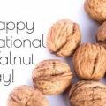 national walnut day