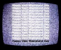 vast wasteland day