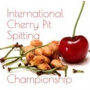international cherry pit spitting festival