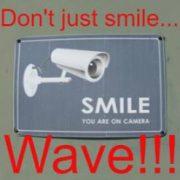 international wave at surveillance day