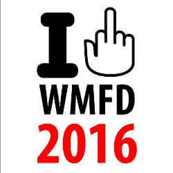 world middle finger day