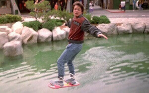 back to the future day hoverboard