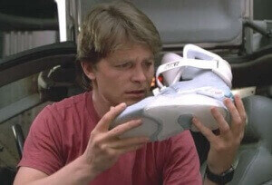 back to the future mcfly nike mags