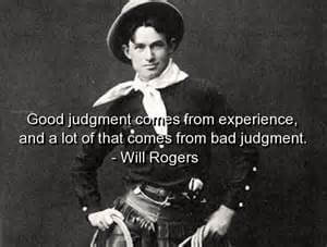 use common sense day rogers judgment