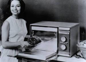 microwave oven day