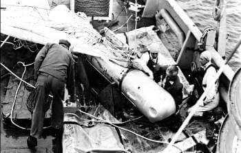 palomares hydrogen bomb accident day