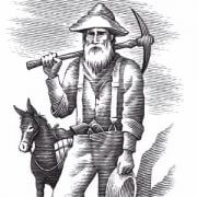 talk like a grizzled prospector day