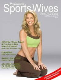 pro sports wives day