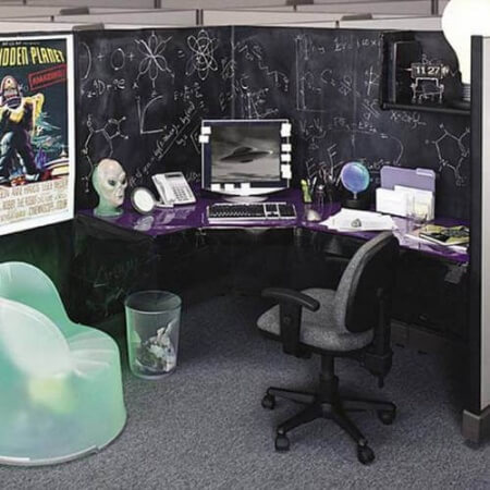 national cubicle day