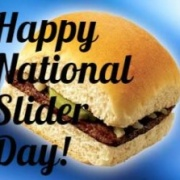 national slider day
