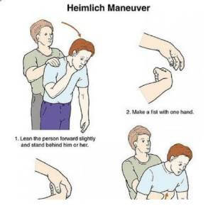 heimlich maneuver day