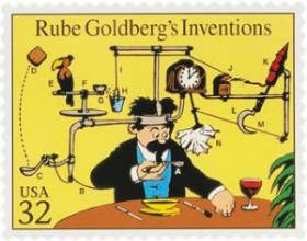 rube goldberg day