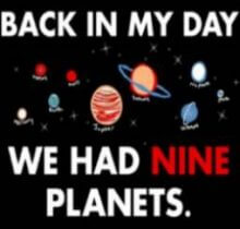 pluto demoted day