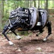 international creepy boston dynamics robotic horse day