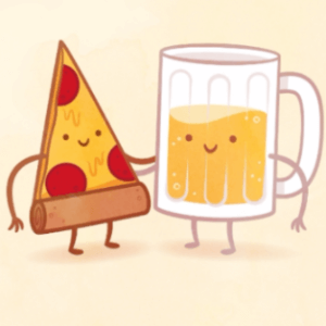 international beer and pizza day