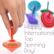 international top spinning day