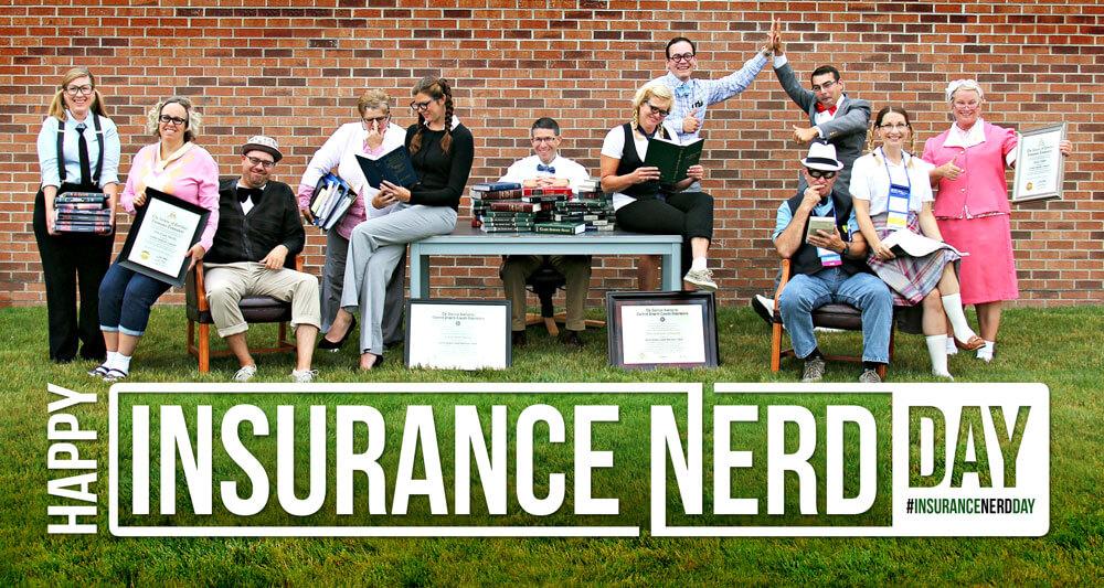 Insurance Nerd Day